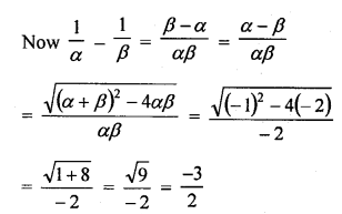 RD Sharma Class 10 Solutions Chapter 2 PolynomialsEx 2.1 28