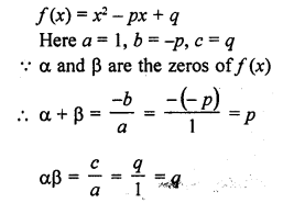 RD Sharma Class 10 Solutions Chapter 2 PolynomialsEx 2.1 39