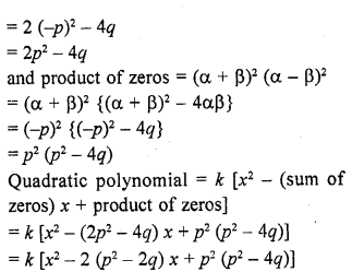 RD Sharma Class 10 Solutions Chapter 2 PolynomialsEx 2.1 48