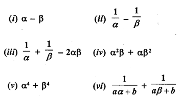 RD Sharma Class 10 Solutions Chapter 2 PolynomialsEx 2.1 52