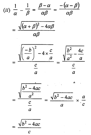 RD Sharma Class 10 Solutions Chapter 2 PolynomialsEx 2.1 55