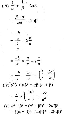 RD Sharma Class 10 Solutions Chapter 2 PolynomialsEx 2.1 56