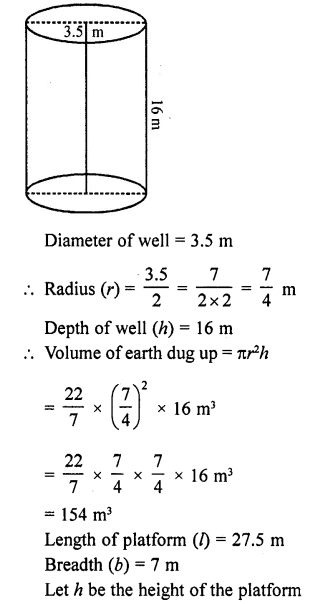 RD Sharma Class 10 Solutions Chapter 14 Surface Areas and VolumesEx 14.1 32