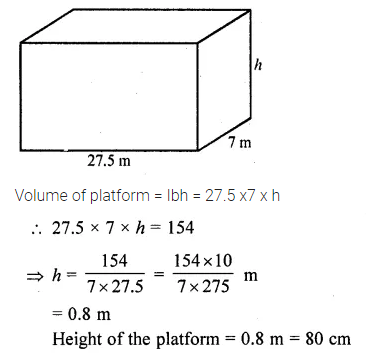 RD Sharma Class 10 Solutions Chapter 14 Surface Areas and VolumesEx 14.1 33