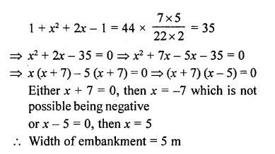 RD Sharma Class 10 Solutions Chapter 14 Surface Areas and VolumesEx 14.1 35