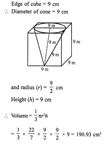 RD Sharma Class 10 Solutions Chapter 14 Surface Areas and VolumesEx 14.1 38