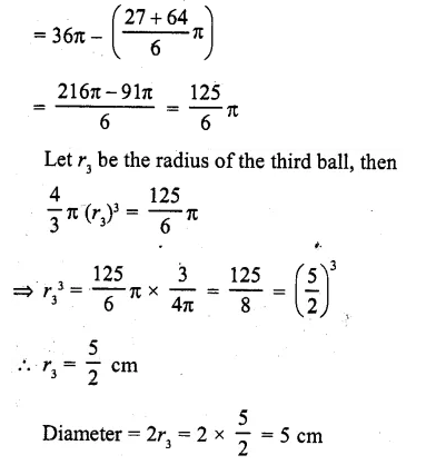 RD Sharma Class 10 Solutions Chapter 14 Surface Areas and VolumesEx 14.1 4
