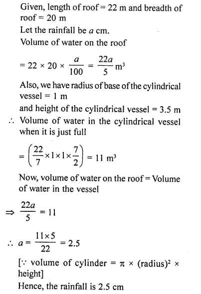 RD Sharma Class 10 Solutions Chapter 14 Surface Areas and VolumesEx 14.1 41