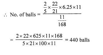 RD Sharma Class 10 Solutions Chapter 14 Surface Areas and VolumesEx 14.1 53