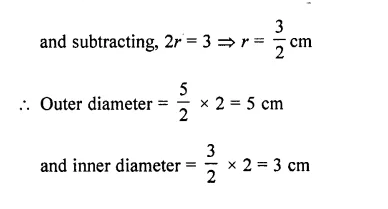 RD Sharma Class 10 Solutions Chapter 14 Surface Areas and VolumesEx 14.1 67