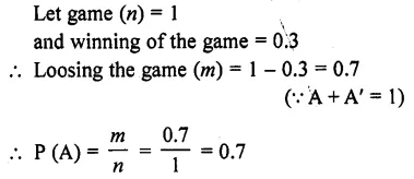 RD Sharma Class 10 Solutions Chapter 16 Probability Ex 16.1 18