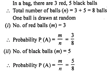 RD Sharma Class 10 Solutions Chapter 16 Probability Ex 16.1 23