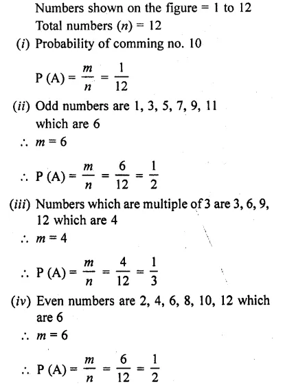 RD Sharma Class 10 Solutions Chapter 16 Probability Ex 16.1 25
