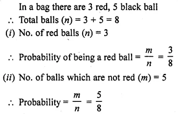 RD Sharma Class 10 Solutions Chapter 16 Probability Ex 16.1 35