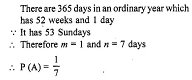 RD Sharma Class 10 Solutions Chapter 16 Probability Ex 16.1 55