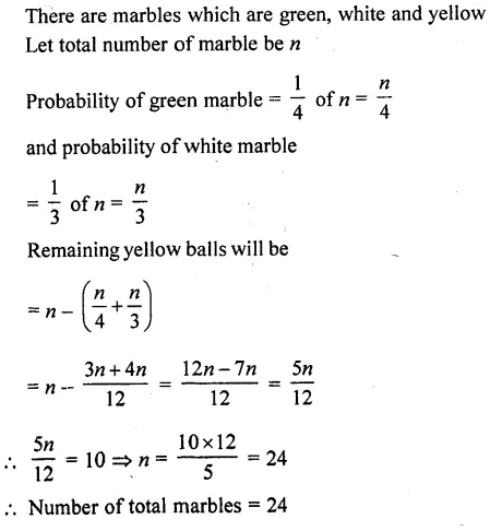 RD Sharma Class 10 Solutions Chapter 16 Probability Ex 16.1 60