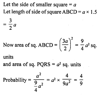 RD Sharma Class 10 Solutions Chapter 16 Probability Ex 16.2 14