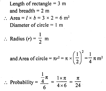 RD Sharma Class 10 Solutions Chapter 16 Probability Ex 16.2 2