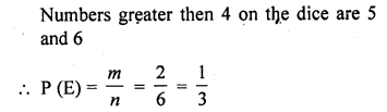 RD Sharma Class 10 Solutions Chapter 16 Probability Ex VSAQS 17