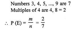 RD Sharma Class 10 Solutions Chapter 16 Probability Ex VSAQS 18