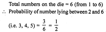 RD Sharma Class 10 Solutions Chapter 16 Probability Ex VSAQS 5