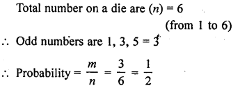 RD Sharma Class 10 Solutions Chapter 16 Probability Ex VSAQS 6