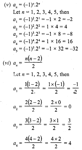 RD Sharma Class 10 Solutions Chapter 5 Arithmetic ProgressionsEx 5.1 4