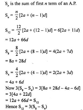 RD Sharma Class 10 Solutions Chapter 5 Arithmetic ProgressionsEx 5.6 108