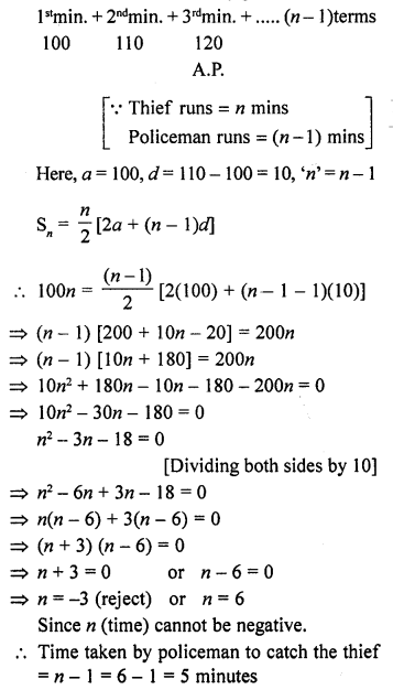 RD Sharma Class 10 Solutions Chapter 5 Arithmetic ProgressionsEx 5.6 109
