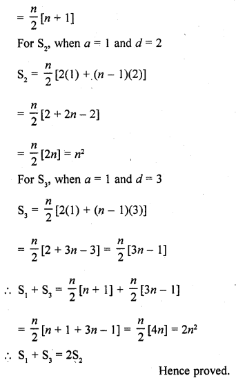 RD Sharma Class 10 Solutions Chapter 5 Arithmetic ProgressionsEx 5.6 111