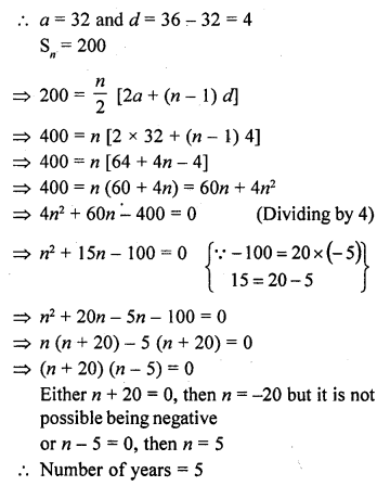 RD Sharma Class 10 Solutions Chapter 5 Arithmetic ProgressionsEx 5.6 113