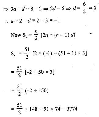RD Sharma Class 10 Solutions Chapter 5 Arithmetic ProgressionsEx 5.6 29