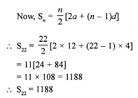 RD Sharma Class 10 Solutions Chapter 5 Arithmetic ProgressionsEx 5.6 36