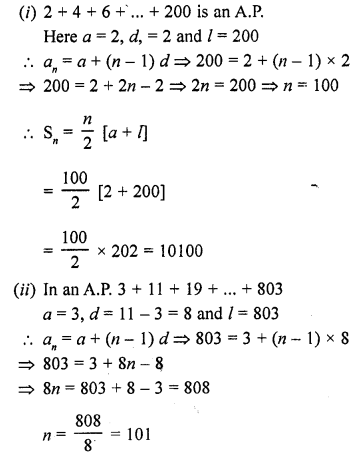 RD Sharma Class 10 Solutions Chapter 5 Arithmetic ProgressionsEx 5.6 37