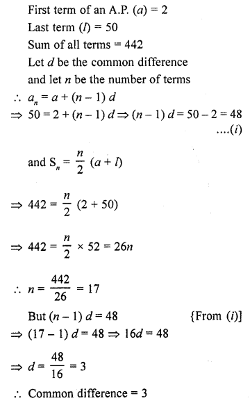 RD Sharma Class 10 Solutions Chapter 5 Arithmetic ProgressionsEx 5.6 45