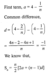 RD Sharma Class 10 Solutions Chapter 5 Arithmetic ProgressionsEx 5.6 48