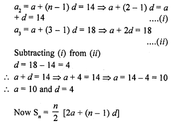 RD Sharma Class 10 Solutions Chapter 5 Arithmetic ProgressionsEx 5.6 52