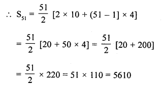 RD Sharma Class 10 Solutions Chapter 5 Arithmetic ProgressionsEx 5.6 53