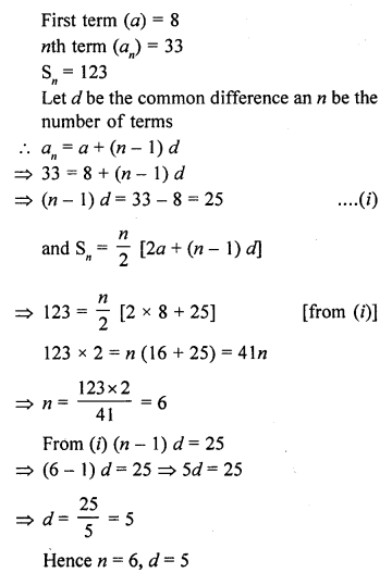 RD Sharma Class 10 Solutions Chapter 5 Arithmetic ProgressionsEx 5.6 57