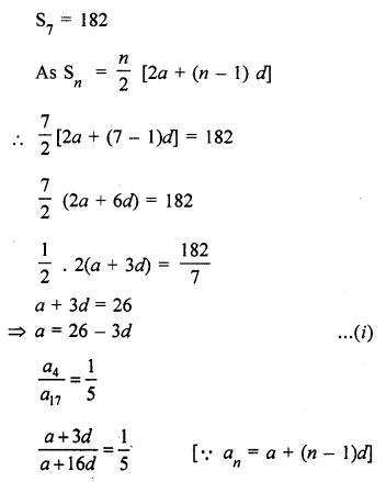RD Sharma Class 10 Solutions Chapter 5 Arithmetic ProgressionsEx 5.6 68