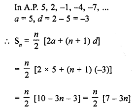 RD Sharma Class 10 Solutions Chapter 5 Arithmetic ProgressionsEx 5.6 8
