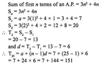 RD Sharma Class 10 Solutions Chapter 5 Arithmetic ProgressionsEx 5.6 81