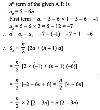 RD Sharma Class 10 Solutions Chapter 5 Arithmetic ProgressionsEx 5.6 9
