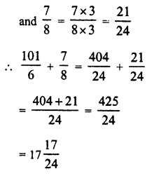 RD Sharma Class 8 Solutions Chapter 1 Rational NumbersEx 1.1 25