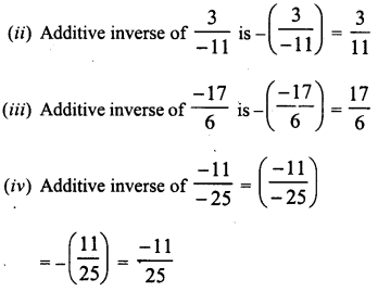 RD Sharma Class 8 Solutions Chapter 1 Rational NumbersEx 1.2 17