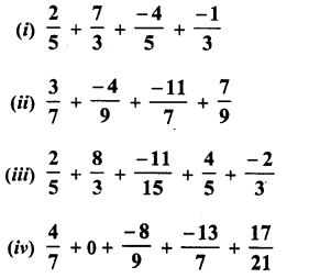 RD Sharma Class 8 Solutions Chapter 1 Rational NumbersEx 1.2 20