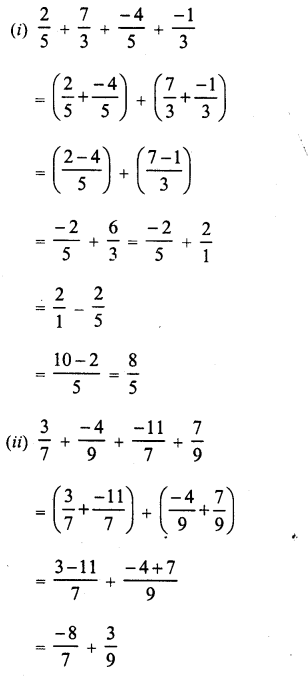 RD Sharma Class 8 Solutions Chapter 1 Rational NumbersEx 1.2 21