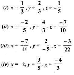 RD Sharma Class 8 Solutions Chapter 1 Rational NumbersEx 1.2 9