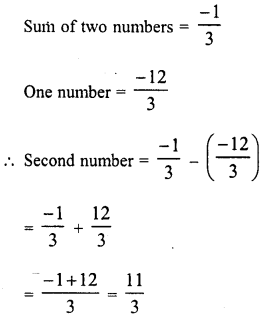 RD Sharma Class 8 Solutions Chapter 1 Rational NumbersEx 1.3 12