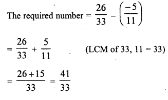 RD Sharma Class 8 Solutions Chapter 1 Rational NumbersEx 1.3 16